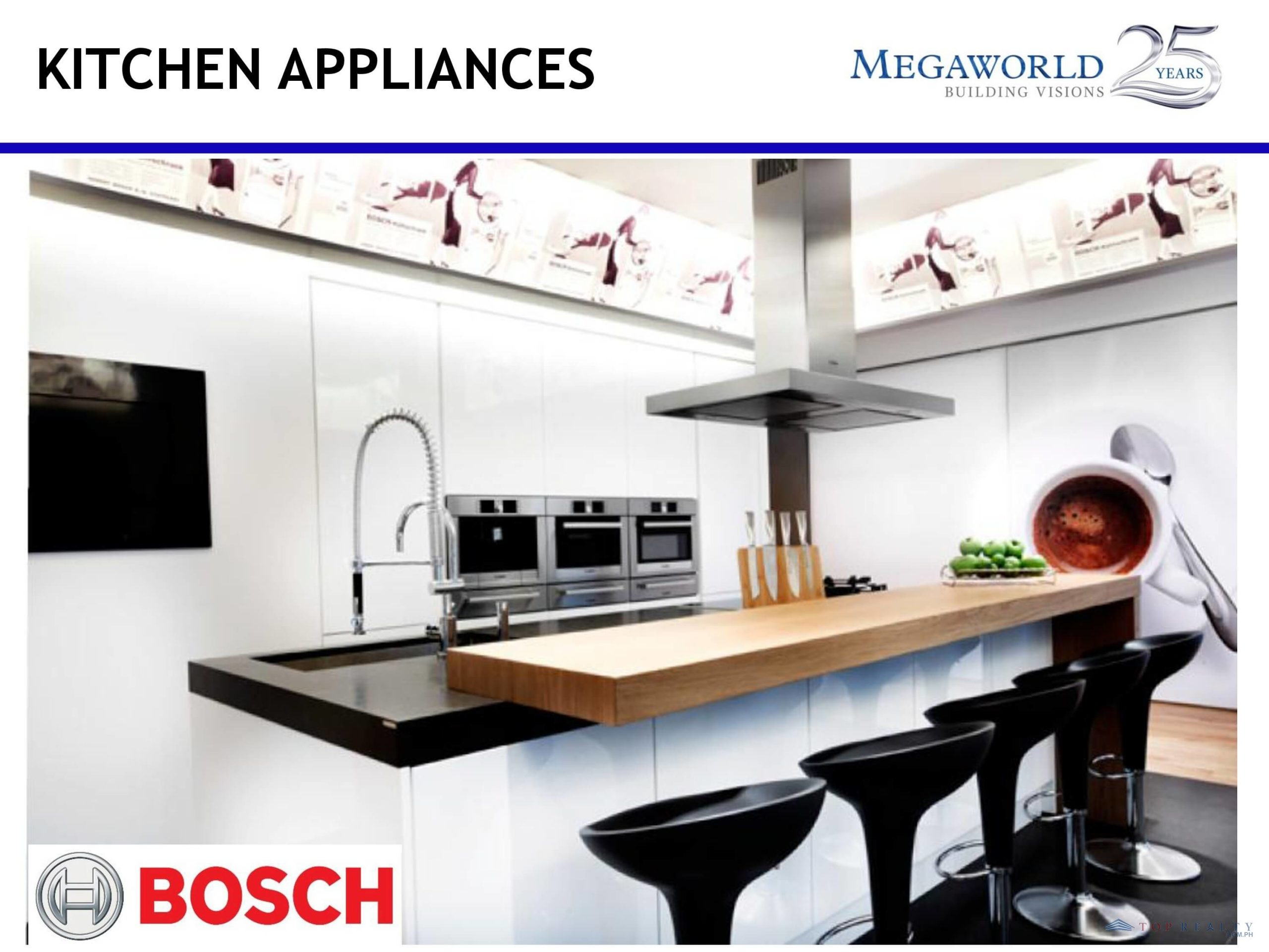 Top realty corporation the albany mckinley west - Upscale kitchen appliances ...