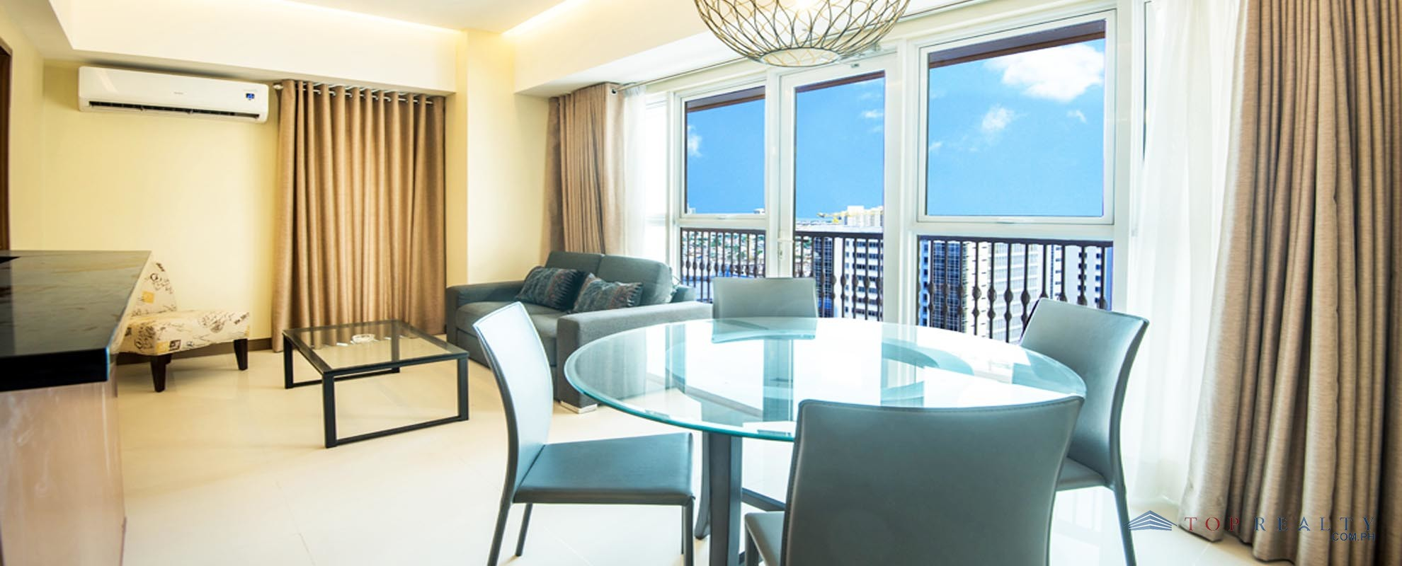 Top Realty Corporation Fully Furnished With Huge Balcony