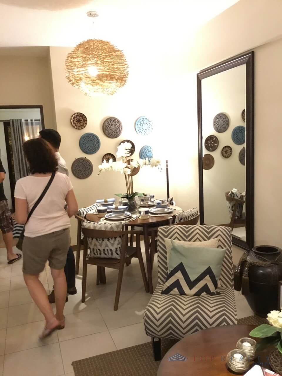 Top Realty Corporation Ds881176 Two Bedroom 2br Condo Unit With Balcony For Sale In Mirea Residences In Amang Rodriguez Ave Brgy Santolan Pasig City
